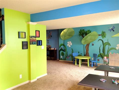 home daycare decor abc s and 123 s little learners academy llc modern