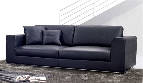 onyx sofa onyx leather 3 seater sofa