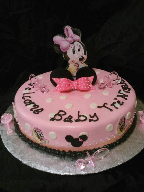Minnie Mouse Baby Shower Cake by Baby Minnie Mouse Shower Cake Baby Shower Ideas Babies Minnie Mouse And Showers