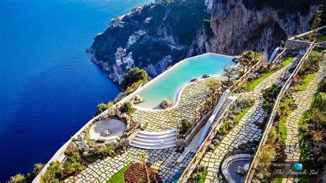 best hotels in amalfi coast the glorious amalfi coast infinity poolside terrace of the