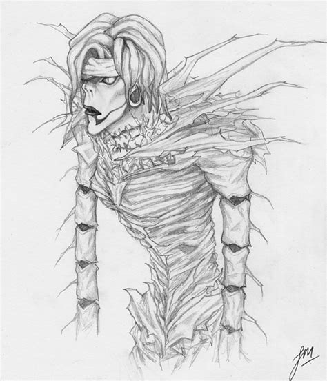 death note rem drawing death note rem by cairisti on deviantart