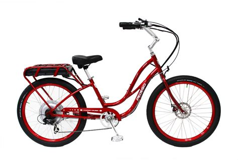 Pedego Comfort Cruiser Electric Bike Voltage Bikes