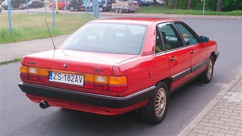 Audi 200 Turbo Quattro by Audi 200 Turbo Quattro C3 1984 Sprzedane Illinois Liver