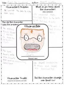 Character Map Template by Totally Terrific In Character Map