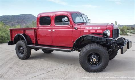 Model Home Interior Designers by 1955 Dodge Power Wagon Restomod For Sale Dodge Power
