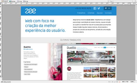 store layout and design case study responsive web design case study zee
