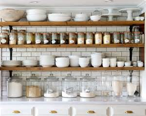 best 25 open shelving ideas on