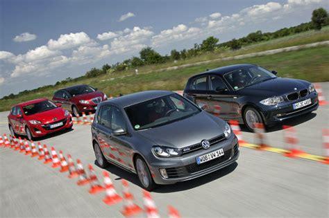 Bmw 1er Diesel Vs Benziner by Vier Kompakte Diesel Im Vergleich Autobild De