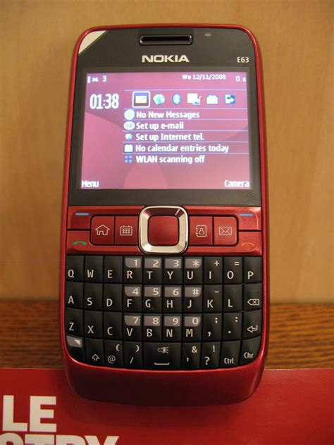 themes download for nokia e63 mobile nokia e63 gallery daily mobile