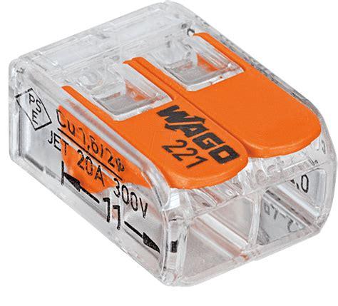 wago fil souple 2612 wago 221 412 verbindungsklemme 2 leiteranschluss bei