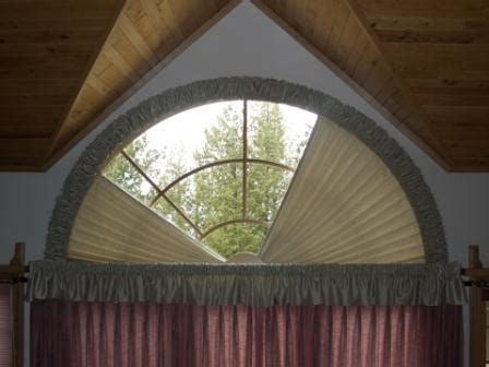 Half Circle Window Curtains Soft Arches Moveable Drapery Arches By Omega
