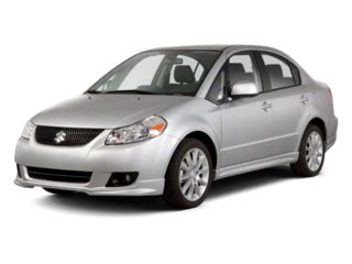 Suzuki Maintenance Cost 2010 Suzuki Sx4 Repair Service And Maintenance Cost