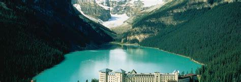 fairmont chateau lake louise  kuoni hotel  banff