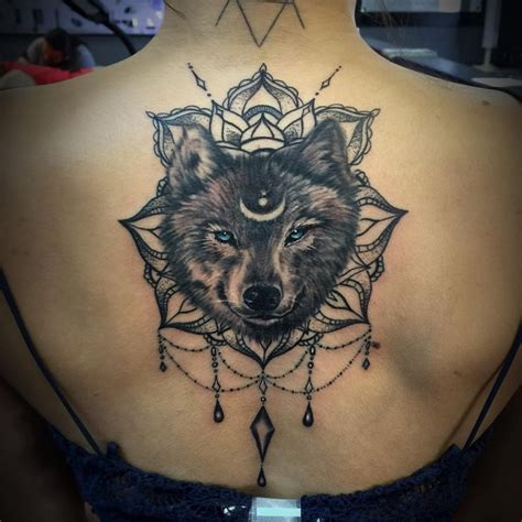 tattoo back wolf 32 wolf tattoo designs ideas design trends premium