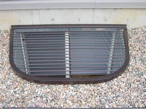 basement well cover basement window well gravel