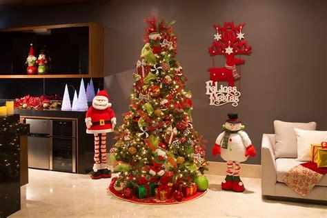 vanidades navidad 2017 tendencias familias de 225 rboles navide 241 os 2016 the home