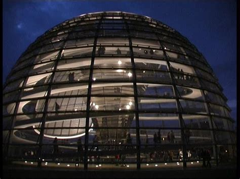 cupola reichstag reichstag cupola berlino germania null clip 449