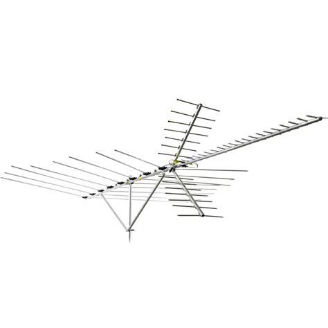 channel master fringe advantage 100 mile range outdoor antenna cm 3020 the home depot
