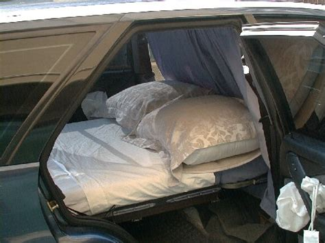 how to sleep comfortably in a car car cing