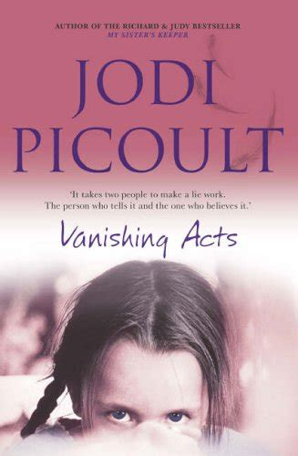 vanishing acts jodi picoult vanishing acts reviews compare best women s literature at review centre