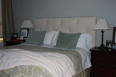Make A Padded Headboard by Craftyc0rn3r A Headboard