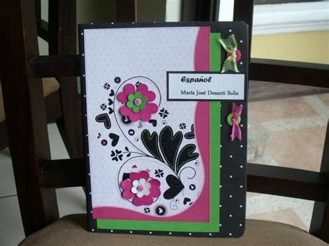 cuadernos decorados de tela m 225 s de 1000 ideas sobre cuadernos decorados en pinterest