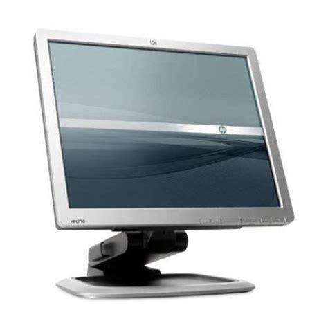 Monitor Lcd Komputer Hp fiche technique moniteur hp lcd l1750 17 inch webstar