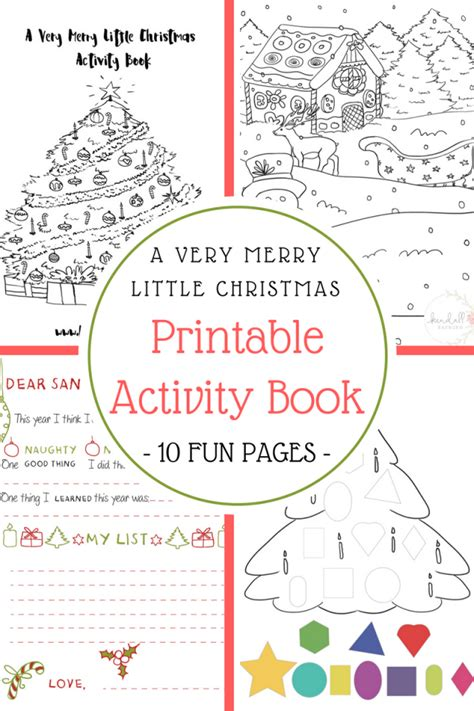 new year story printable printable activity book