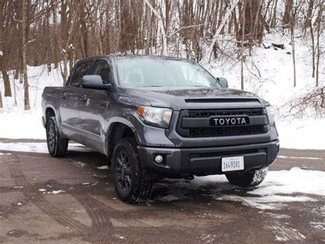 Toyota Tundra 2016 Toyota Tundra Review Carfax