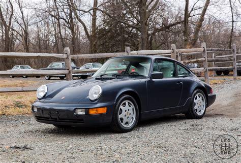1990 porsche 911 blue 1990 porsche 911 carrera
