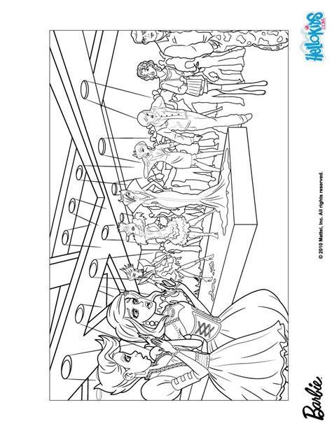 catwalk fashion show coloring pages hellokidscom