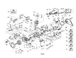 Parts list for model 651sp solo parts chainsaw parts