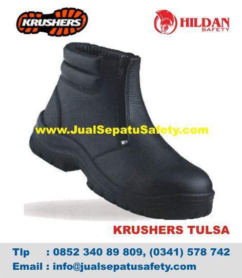 Sepatu Safety Electrical krushers tulsa 216190 supplier sepatu safety shoes harga kompetitif jualsepatusafety