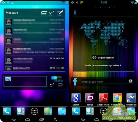 themes for android jelly bean 4 1 2 jelly bean theme go launcher тема в стиле android jelly