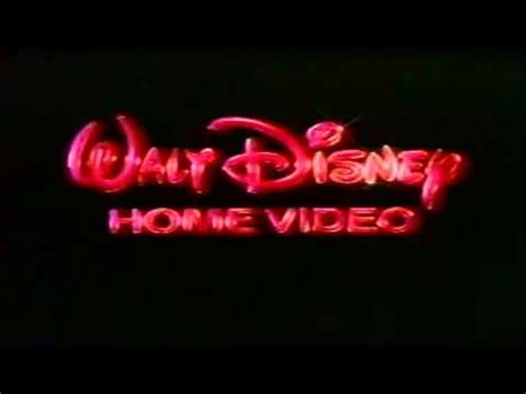 1986 walt disney home video logo aka youtube walt disney home video 1986 logo normal and reversed