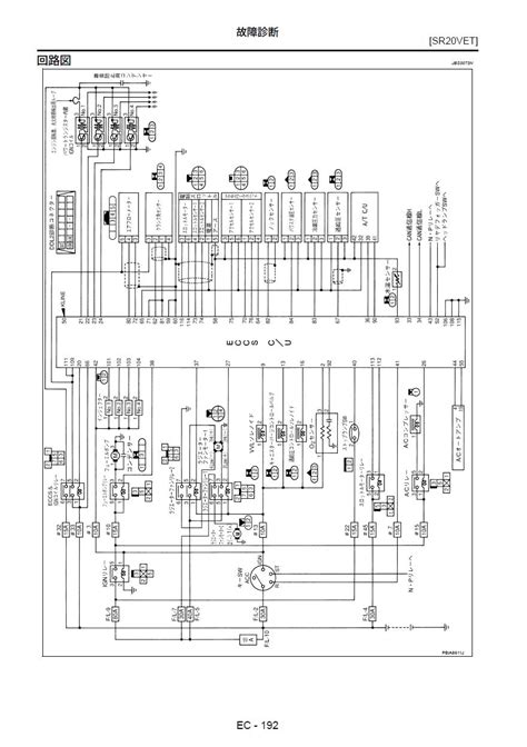 wiring diagram maf sr20vet nissan forum