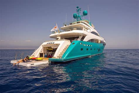 40m to princess 40m anka in miami superyacht world