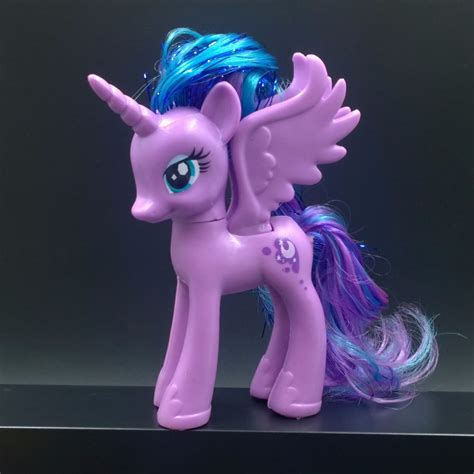 Pony With Figure my pony toys 5 quot figure mlp princess friendship