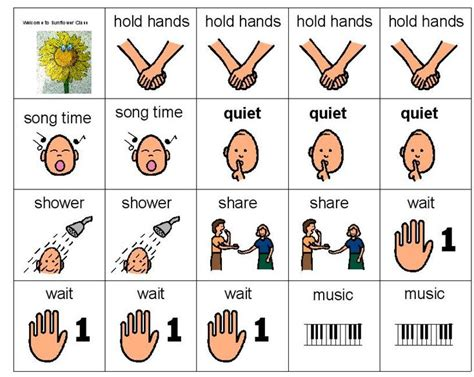 printable pecs pictures free printable picture schedule autism inch pecs used