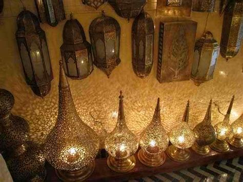 Handmade Handicraft - moroccan handicraft center in marrakech ensemble