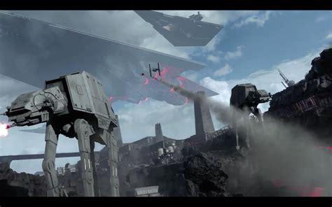 star wars from a star wars battlefront trailer