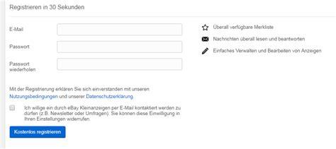ebay kleinanzeigen leer ebay kleinanzeigen registrierung ostfriesland baut de