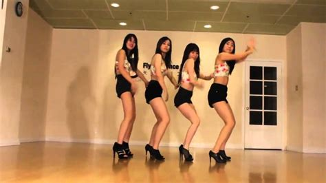 tutorial dance touch my body sistar touch my body kpop dance cover by s o f secciya