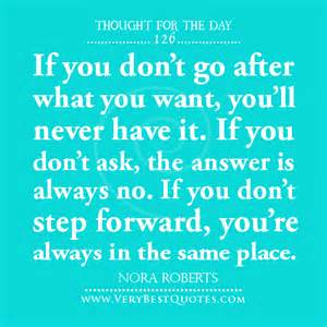 go after what you want quotes quotesgram