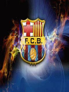 wallpaper logo barcelona bergerak animasi bergerak sport 226 7 logo fc barcelona fc