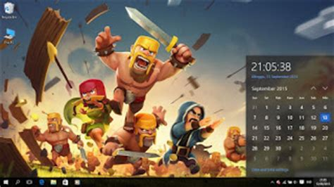 themes for windows 7 clash of clans clash of clans theme for windows 7 8 and 10 save themes