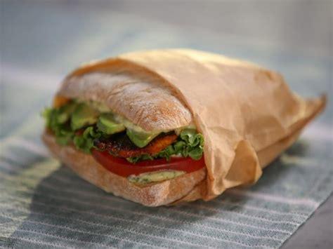 Sandwich T s blt sandwich recipe mowry cooking channel