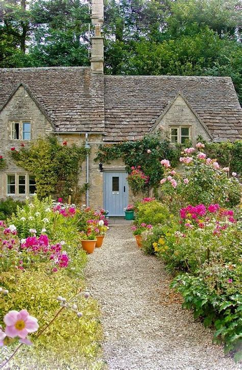 Rock Cottage Gardens Cottages Cottages And Gardens On Pinterest
