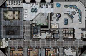 Spaceship Floor Plan Generator the complete distant outposts pdf collection maps of mastery