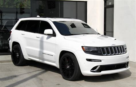 srt jeep 2014 2014 jeep grand srt 4x4 stock 5976 for sale
